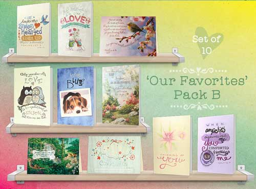JW Greeting Cards