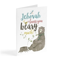 Jehovah Loves You Bear-y Much